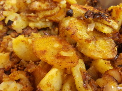 Diner Style Home Fries