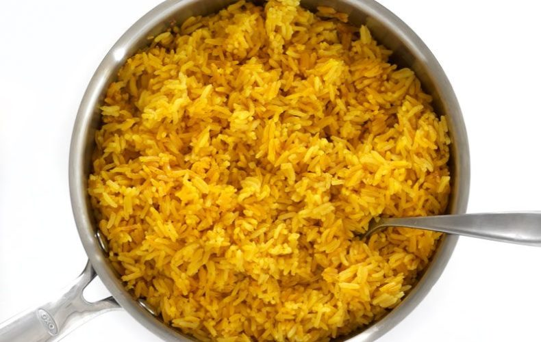 Yellow Rice Seasoning Mix Chef Shelly